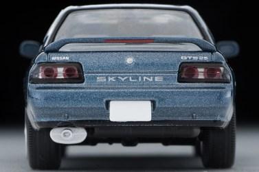 Tomica-Limited-Vintage-Neo-Nissan-Skyline-GTS25-TypeX-G-Green-004