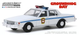 GreenLight-Collectibles-Hollywood-26-1980-Chevy-Caprice-Police-Groundhog-Day