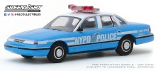 GreenLight-Collectibles-Hot-Pursuit-33-1993-Ford-Crown-Vic-NYPD