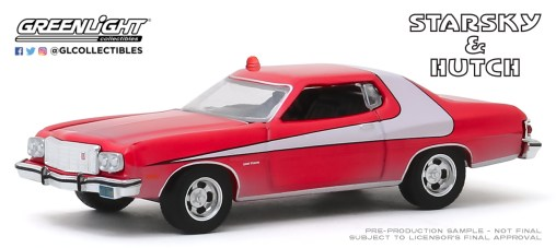 GreenLight-Collectibles-Hollywood-Special-Edition-Starsky-and-Hutch-1976-Ford-Gran-Torino-Dirty-Version