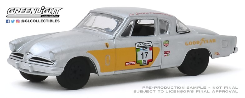 GreenLight-Collectibles-La-Carrera-Panamericana-2-17-1953-Studebaker-Commander