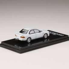 Hobby-Japan-Minicar-Project-Subaru-Impreza-GC8C-Series-Subaru-Impreza-GC8-Fether-White-002