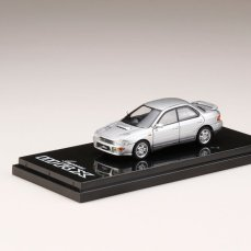 Hobby-Japan-Minicar-Project-Subaru-Impreza-GC8C-Series-Subaru-Impreza-GC8-Light-Silver-Metallic-001