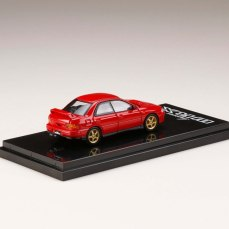 Hobby-Japan-Minicar-Project-Subaru-Impreza-GC8C-Series-Subaru-Impreza-WRX-GC8-STi-Version-II-Active-Red-002
