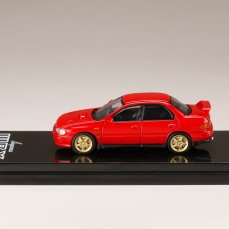 Hobby-Japan-Minicar-Project-Subaru-Impreza-GC8C-Series-Subaru-Impreza-WRX-GC8-STi-Version-II-Active-Red-003