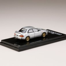 Hobby-Japan-Minicar-Project-Subaru-Impreza-GC8C-Series-Subaru-Impreza-WRX-GC8-STi-Version-II-Light-Silver-Metallic-002