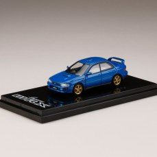 Hobby-Japan-Minicar-Project-Subaru-Impreza-GC8C-Series-Subaru-Impreza-WRX-GC8-STi-Version-II-Sports-Blue-001