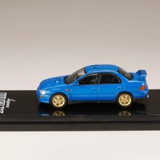 Hobby-Japan-Minicar-Project-Subaru-Impreza-GC8C-Series-Subaru-Impreza-WRX-GC8-STi-Version-II-Sports-Blue-003