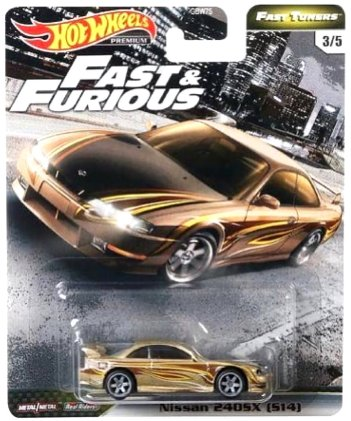 Hot-Wheels-2020-Mix-Fast-And-Furious-Fast-Tuners-Nissan-240SX-S14