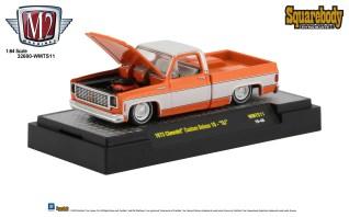 M2-Machines-Squarebody-Syndicate-Walmart-1973-Chevrolet-Custom -Deluxe-10-OJ