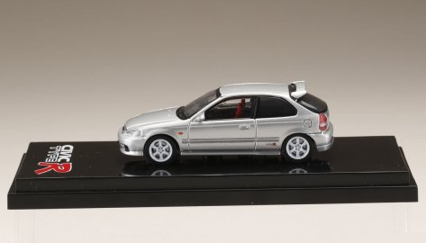 Hobby-Japan-Honda-Civic-Type-R-EK9-Custom-Version-Borg-Silver-Metallic-003