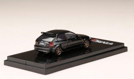 Hobby-Japan-Honda-Civic-Type-R-EK9-Custom-Version-Carbon-Bonnet-Starlight-Black-Pearl-002