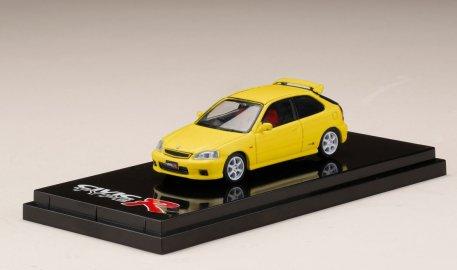Hobby-Japan-Honda-Civic-Type-R-EK9-Custom-Version-Sunlight-Yellow-001