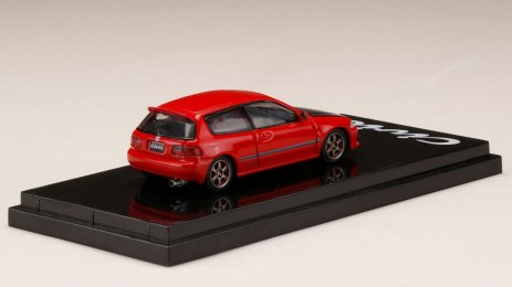 Honda-Civic-EG6-Custom-Version-Carbon-Bonnet-Red-002