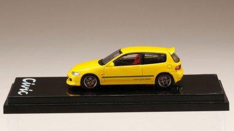 Honda-Civic-EG6-Custom-Version-Yellow-003