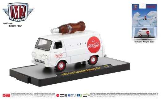 M2-Machines-Coca-Cola-1965-Ford-Econoline-Delivery-Van