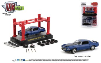 M2-Machines-Model-Kits-release-27-1970-Chevrolet-Camaro-SS-RS
