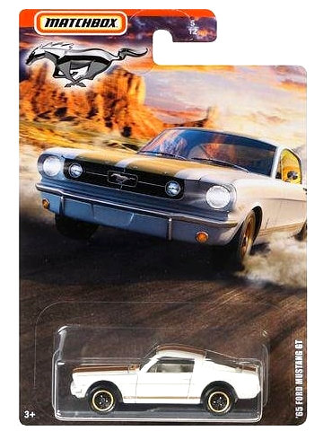 Matchbox-Mustang-Series-65-Ford-Mustang-GT