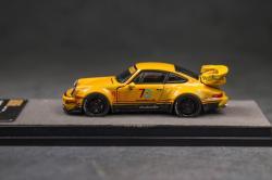 Private-Good-Model-Porsche-RWB-964-70th-Yellow-003