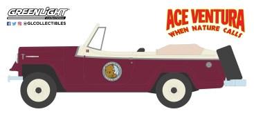 44880-B - 1-64 Hollywood 28 - The Italian Job - 1967 Austin Mini