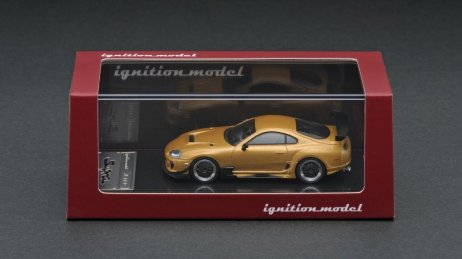 Ignition-Model-Toyota-Supra-RZ-JZA80-Gold-003