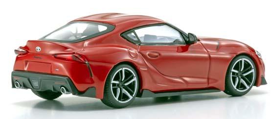 Kyosho-2020-Toyota-GR-Supra-rouge-2