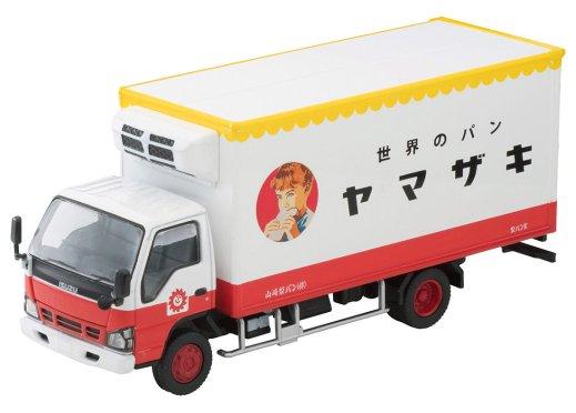 Tomica-Limited-Vintage-Neo-Isuzu-Elf-Panel-Van-Yamazaki-Baking-001