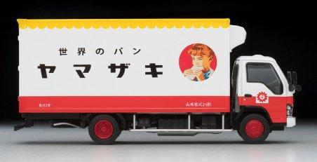 Tomica-Limited-Vintage-Neo-Isuzu-Elf-Panel-Van-Yamazaki-Baking-007