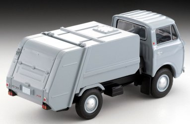 Tomica-Limited-Vintage-Neo-Mazda-E2000-cleaning-truck-Gris-003