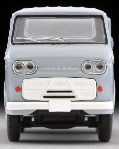 Tomica-Limited-Vintage-Neo-Mazda-E2000-cleaning-truck-Gris-004