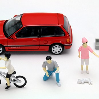 Tomica-Limited-Vintage-Neo-Diorama-Honda-Civic-25XT-001
