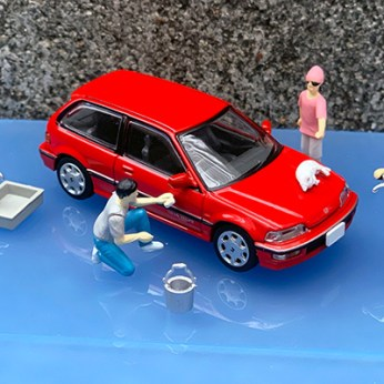 Tomica-Limited-Vintage-Neo-Diorama-Honda-Civic-25XT-004
