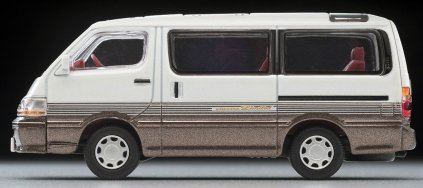 Tomica-Limited-Vintage-Neo-Toyota-Hiace-Super-Custom-Limited-blanc-marron-005