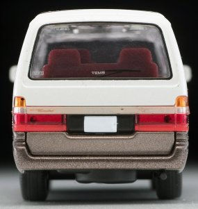 Tomica-Limited-Vintage-Neo-Toyota-Hiace-Super-Custom-Limited-blanc-marron-007