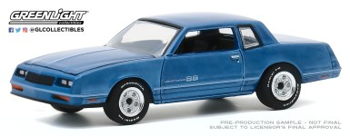 GreenLight-Collectibles-Detroit-Speed-Series-1-1984-Chevrolet-Monte-Carlo-SS-Test-Car