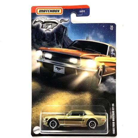 Matchbox-Ford-Mustang-collection-2-1968-Ford-Mustang-GT-CS