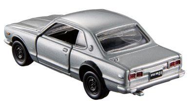 Tomica-Premium-Nissan-Skyline-GT-R-KPGC10-gris-003