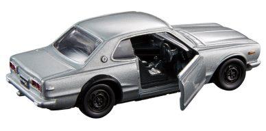 Tomica-Premium-Nissan-Skyline-GT-R-KPGC10-gris-004