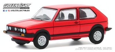GreenLight-Collectibles-Hot-Hatches-Series-1-1982-Volkswagen-Golf-GTI
