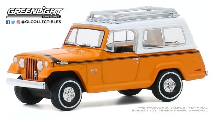 GreenLight-Collectibles-All-Terrain-10-1971-Jeep-Jeepster-Commando