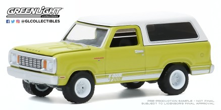 GreenLight-Collectibles-All-Terrain-10-1977-Dodge-Macho-Ramcharger