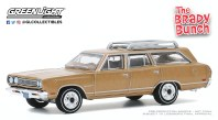 GreenLight-Collectibles-Hollywood-29-1969-Plymouth-Satellite-Station-Wagon-The-Brady-Bunch