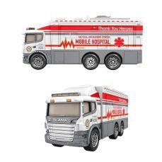 Matchbox-Frontline-Heroes-bundle-Scania-Tactical-Command-Center-mobile-hospital