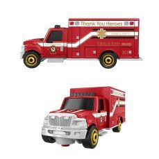 Matchbox-Frontline-Heroes-bundle-The-International-TerraStar-ambulance