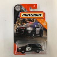 Matchbox-Mainline-2020-Mix-4-Ford-Explorer-Police-Highway-Patrol