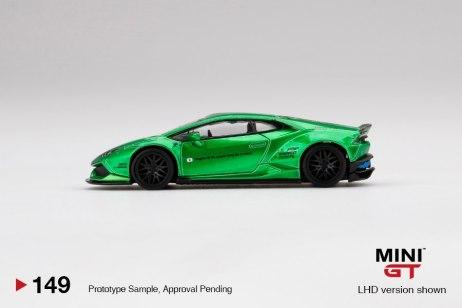 Mini-GT-LB-WORKS-Lamborghini-Huracán-Version-2-Green-003
