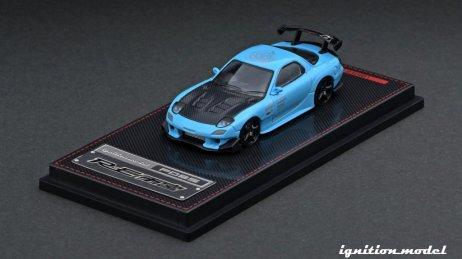 Ignition-Model-Mazda-RX-7-RE-Amemiya-Light-Blue-002