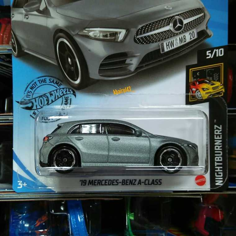 Hot-Wheels-Mainline-2020-2019-Mercedes-Benz-A-Class-002
