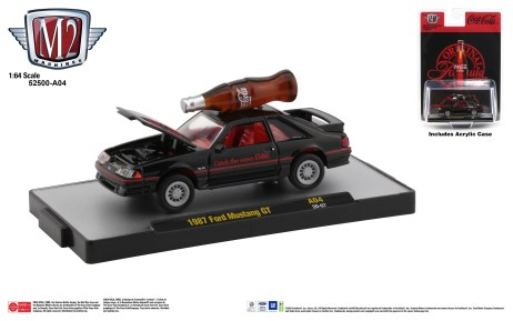M2-Machines-Coca-Cola-1987-Ford-Mustang-GT