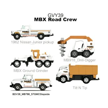 Matchbox-new-2021-5-Packs-MBX-Road-Crew